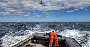 Wicked Tuna Boat Sinks 2017 by National Fisherman