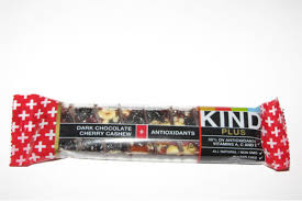 Kind Bar Dark Chocolate Cherry Cashew And Antioxidants