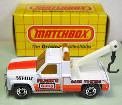 100 Matchbox Tow Truck GMC Wrecker MB21 172 Scale MIB Franks 24Hr Ing