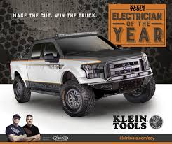 Klein® Tools Searches For The 2015 Electrician Of The Year