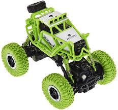 100 Micro Rc Truck RC Fun 132 Rock Crawler 4WD 24G RTR WNiMH Battery RC Fun