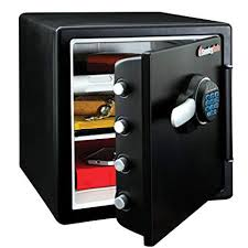 SentrySafe Fire And Water Safe Extra Large Digital 123 Cubic Feet SFW123FUL