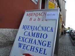 what money should you take to croatia euros or kuna the