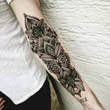 Cool Inner Forearm Tattoos For Girls