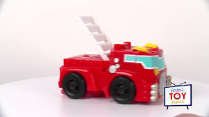 100 Rescue Bots Fire Truck 2016 Transformers Heatwave Hook Ladder
