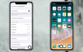How To Get A Virtual Home Button iPhone X