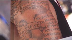 Scripture Tattoos Designs Ideas And Meaning