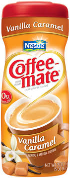 COFFEE MATE Vanilla Caramel 6x15oz US