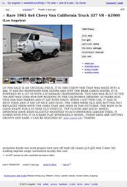 100 Craigslist Los Angeles Trucks By Owner Chevy Sale 1955