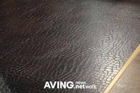 Fascinating Leather Flooring To Display Its Pros And Cons Floor