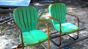 antique metal lawn chairs for sale amasso