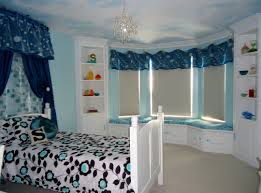 Ideas Large Size Bedroom For Teenage Girls Teal And White Painted Wood Throws