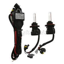 12v 35w hid xenon h13 bi xenon hi low dual beam bulb replacement