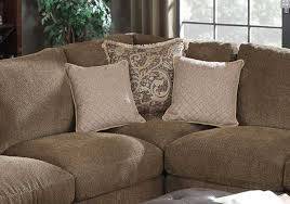 Havertys Leather Sectional Sofa by 30 Best Collection Of Chenille Sectional Sofas