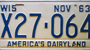 ed gein lshade factory no more america s dairyland on wisconsin license plates