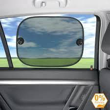 100 Sun Shades For Trucks Car Side Window Auto Care Black Rear Shades 3