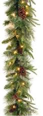 Dunhill Fir Christmas Trees by Best 25 Pre Lit Christmas Garland Ideas On Pinterest Pre
