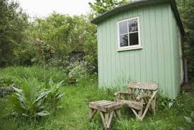 how to build a solid level surface for a garden shed home guides