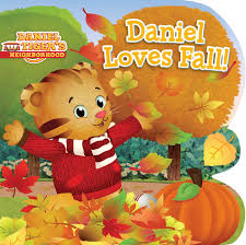 Daniel Tiger Pumpkin by Amazon Com Daniel Loves Fall Daniel Tiger U0027s Neighborhood