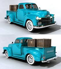 1951 Chevy Truck Blueprints | The-Blueprints.com - Gallery - 1951 ...