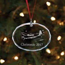 2017 Sportys Christmas Ornament From Sportys Pilot Shop