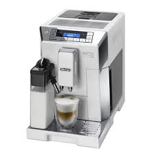 DELONGHI 2L Eletta Automatic Coffee Machine White