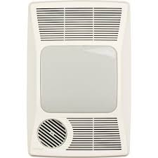 Broan Heat Lamp Grille by Broan 100 Cfm Heater Ceiling Exhaust Bath Fan With Light At Menards