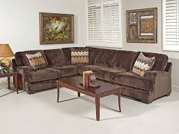 Buchannan Microfiber Sofa Instructions by Serta Upholstery 8800 Olympian Brown Sectional Brown Sectional