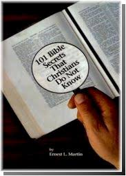 You Can Order 101 Bible Secrets That Christians Do Not Know Here Book