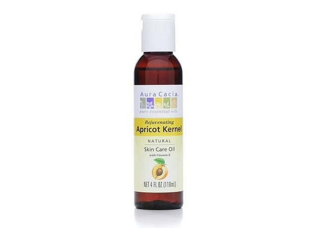 Aura Cacia Natural Skin Care Oil - Apricot Kernel, 4oz