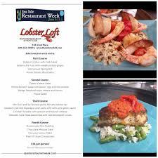 Breslin Bar And Dining Room Restaurant Week by Lobster Loft Home Facebook