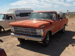 100 1974 Ford Truck F250 67FT1709C Desert Valley Auto Parts