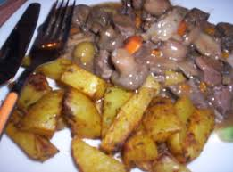 cuisiner coeur de porc coeur de porc en sauce le de la tambouille de titou