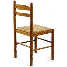 assise de chaise en paille chaise de salle à manger en bois paille jeanne 424