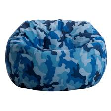 Shop BeanSack Blue Camo Bean Bag Chair - Free Shipping On Orders ... Waterproof Camouflage Military Design Traditional Beanbag Good Medium Short Pile Faux Fur Bean Bag Chair Pink Flash Fniture Personalized Small Kids Navy Camo W Filling Hachi Green Army Print Polyester Sofa Modern The Pod Reviews Range Beanbags Uk Linens Direct Boscoman Cotton Round Shaped Jansonic Top 10 2018 30104116463 Elite Products Afwcom Advantage Max4 Custom And Flooring