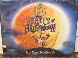 Halloween Childrens Books From The 90s by Tami Reads U201cthe 13 Nights Of Halloween U201d By Guy Vasilovich Youtube