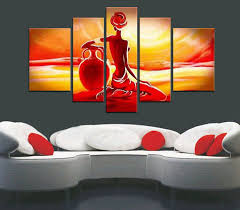 Modest Decoration Paintings For Living Room Wall Stylist Ideas On