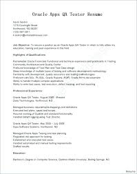 Software Testing Resume Samples For Experienced Tester Download