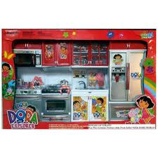 Dora The Explorer Kitchen Set by Dora Kitchen Set Full Planet X Online Toy Store For Toddlers