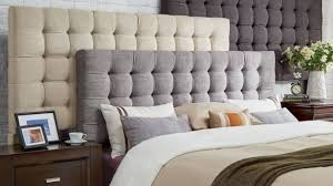 Raymour And Flanigan Upholstered Headboards by Best 25 King Size Upholstered Headboard Ideas On Pinterest King