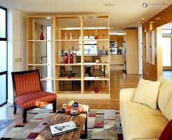 Room Divider Ideas For Living And Kitchen With Leaving