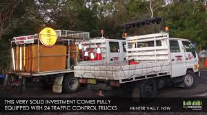 Thriving Traffic Control Business For Sale - Hunter Valley, NSW ... Turnkey Food Truck Business For Sale In Arizona Used 2017 Freightliner M2 Box Under Cdl Greensboro Renobox Opportunity Business Sale Canada 500k Price Drop Niche Trucking And Transport Starting A Profitable Startupbiz Global Mobile Fashion Boutique Florida Buy Cold Drink Whosale And Distribution For Cinema Bairnsdale Vic Bsale Bbq Smoker Catering Grill Football Tailgate For Lunch Canteen New Jersey How To Start A Truck The Images Collection Of Coffee Places To Find Food S