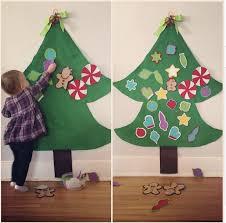We Heart Parties Blog DIY Felt Christmas Tree Tutorial