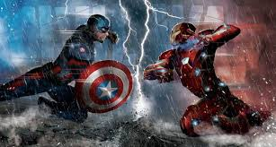 Captain America And Iron Mans Civil War Teams Revealed
