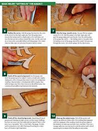 basic relief carving techniques u2022 woodarchivist