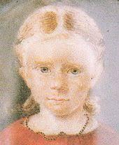 Clara Wieck 1828 Im Jahr Ihres Ersten Grossen Auftritts Als Pianistin Elfenbeinminiatur Ausschnitt