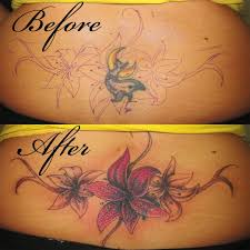 Lower Back Cover Up By Rogerbusque