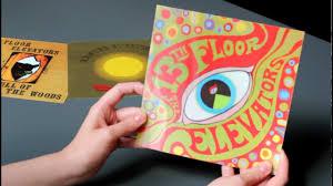 13th Floor Elevators Easter Everywhere Vinyl by The 13th Floor Elevators Music Of The Spheres Vinyl Box Set