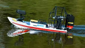 how to get into hobby rc testing and upgrading an airboat tested