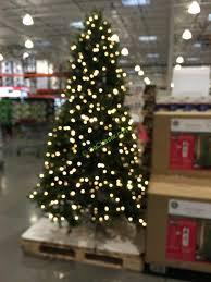 Ge 75 Ft Pre Lit Led Easy Light Technology Dual Color Christmas Tree